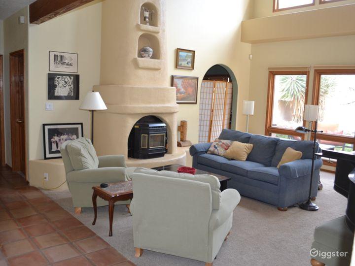 Southwestern Style Albuquerque House/Mansion