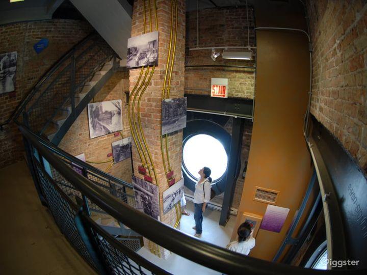 Bridge House & River Museum in Chicago Photo 3