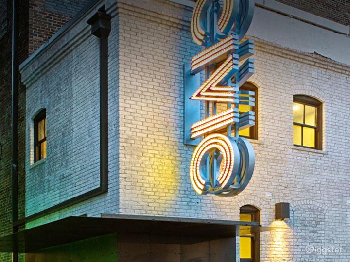 A Historic Theatre With a Pioneering Design & Sound Photo 5