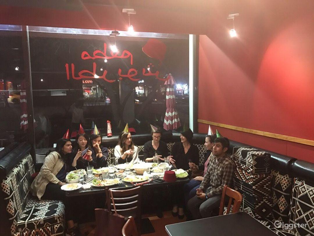 Spacious Elegant Restaurant Event Space  Photo 4