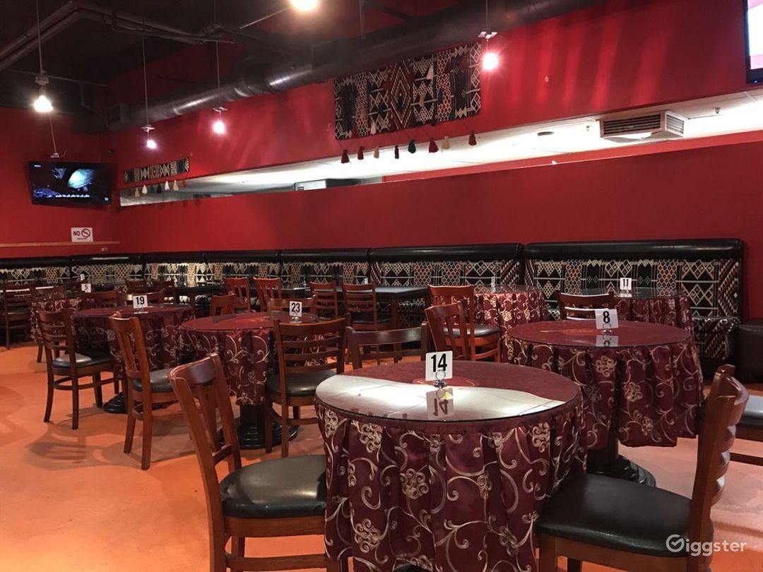 Spacious Elegant Restaurant Event Space  Photo 1