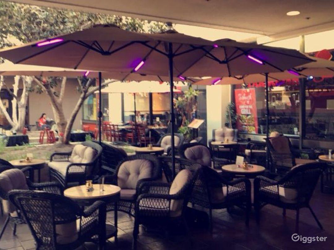 Spacious Elegant Restaurant Event Space  Photo 3