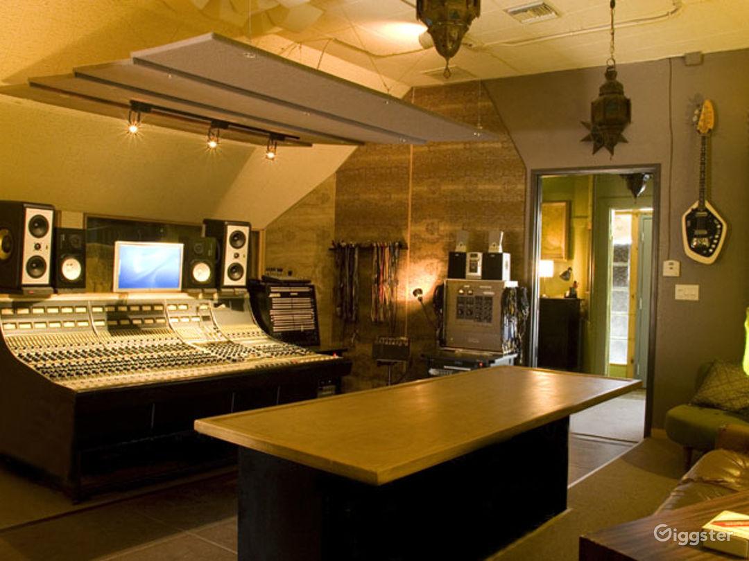 Studio A. Kingsize Soundlabs Photo 4