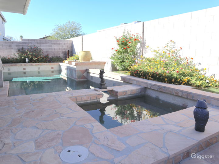 Zen Private Paradise Located 5 Miles from LV Strip