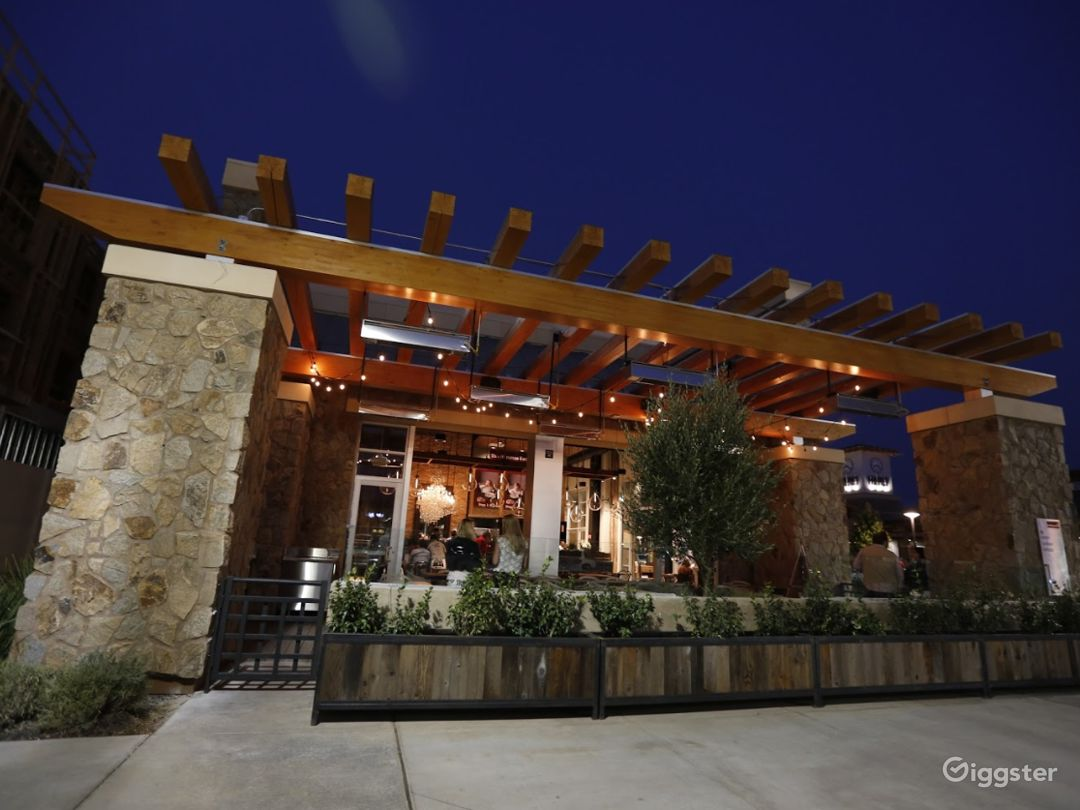Solidly Comfortable Restaurant in Cupertino Photo 1
