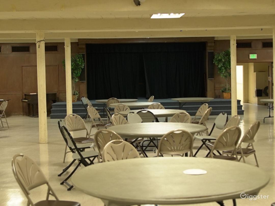 Pillared Event Hall - Hollywood Photo 3