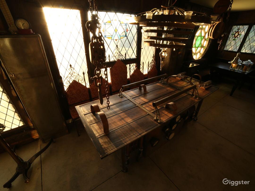 Frankenstein's Castle Photo 5