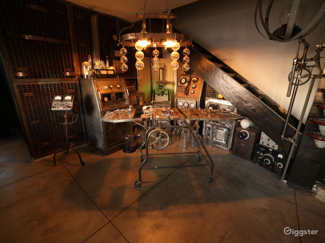 Frankenstein's Castle Photo 1