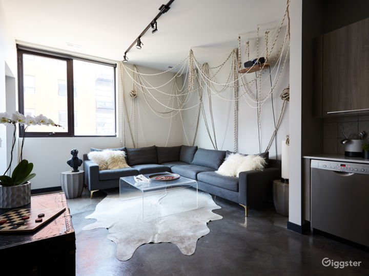Chic Wicker Park Space