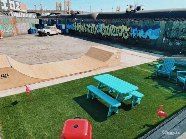 Retro Skatepark! Photo 5