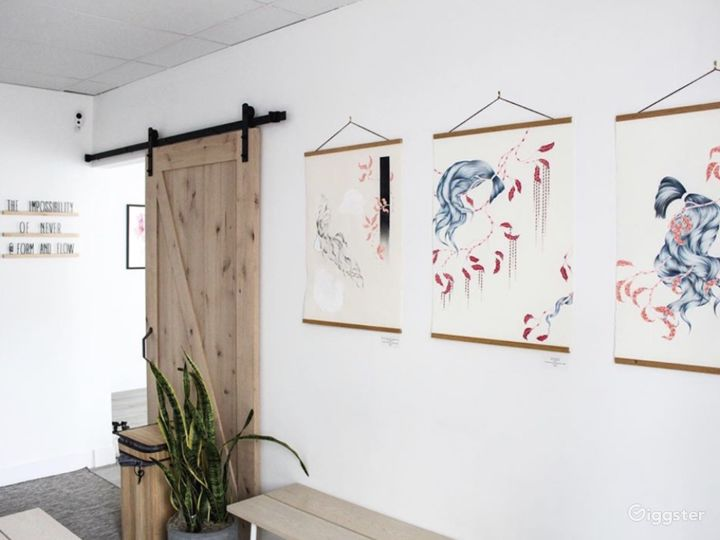 Modern Art & Yoga Studio (Event Space Only)  Photo 3