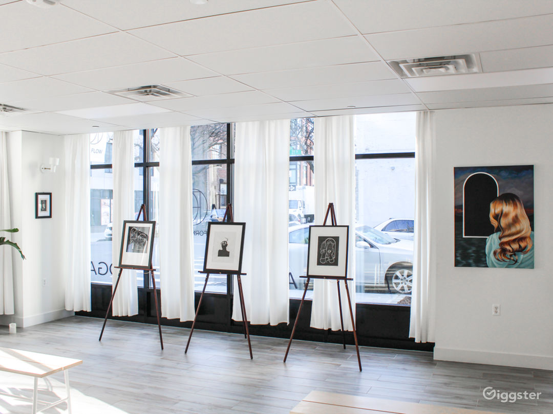 Modern Art & Yoga Studio (Event Space Only)  Photo 1