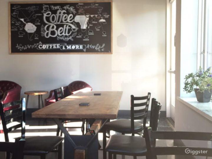 #1 Coffee Shop In Sunnyvale Buyout Photo 3