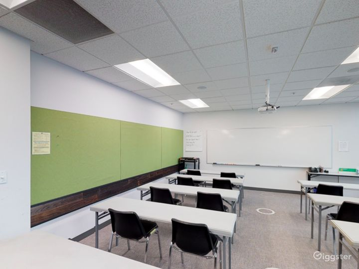 Exciting Classroom in Portland Photo 3