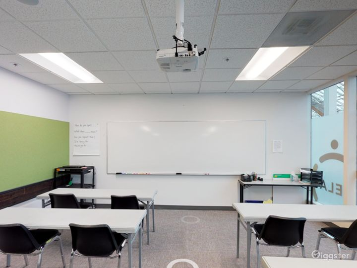 Exciting Classroom in Portland Photo 5