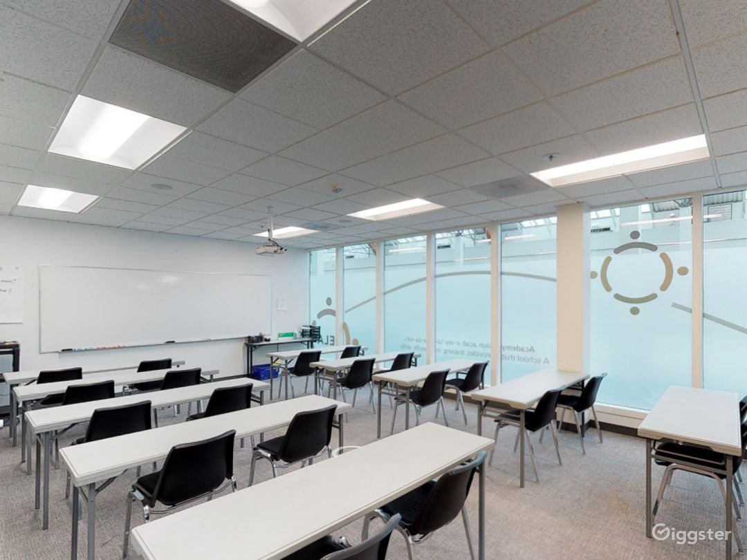Exciting Classroom in Portland Photo 1