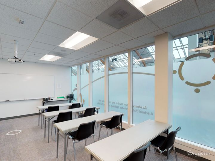 Exciting Classroom in Portland Photo 4