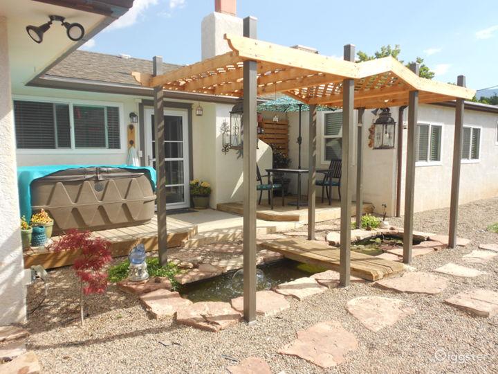 Americana home w/great yard & bonus spaces.