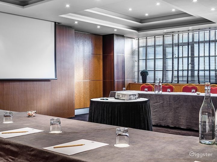 Chamber 3 Meeting and Event Space in London Photo 4