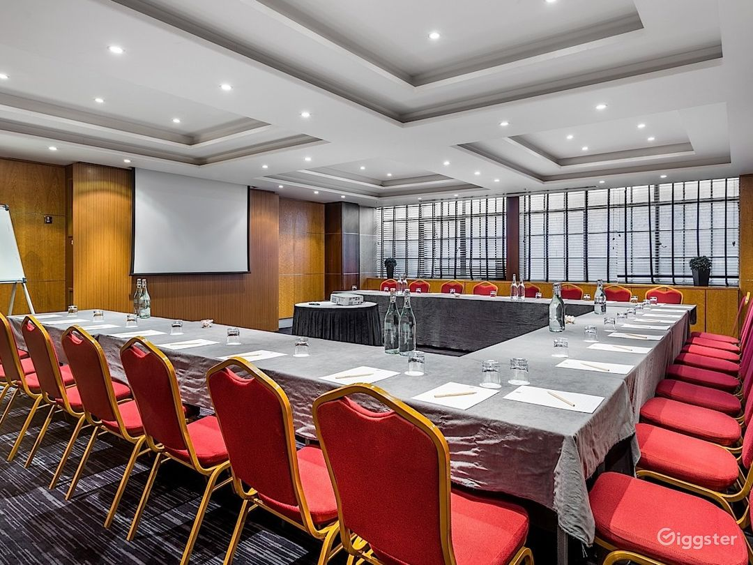 Chamber 3 Meeting and Event Space in London Photo 1