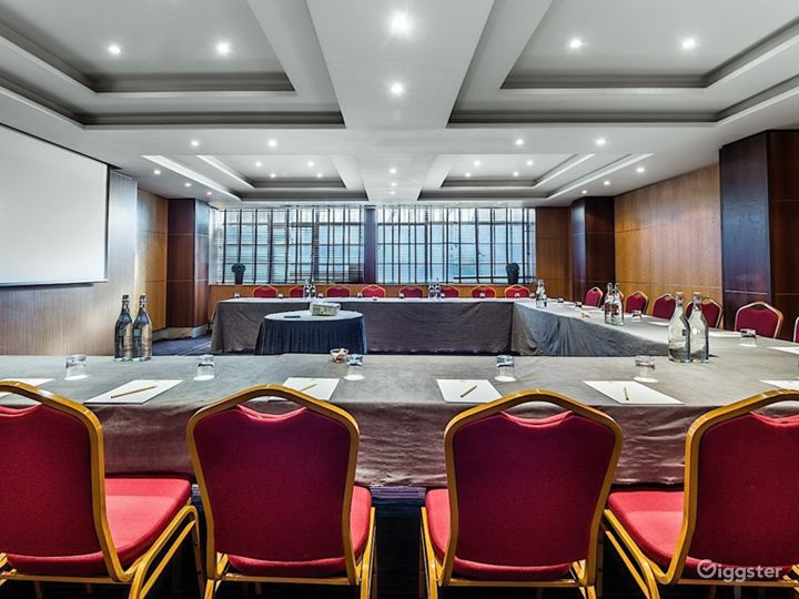 Chamber 3 Meeting and Event Space in London Photo 5