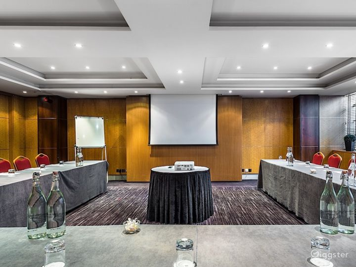 Chamber 3 Meeting and Event Space in London Photo 2