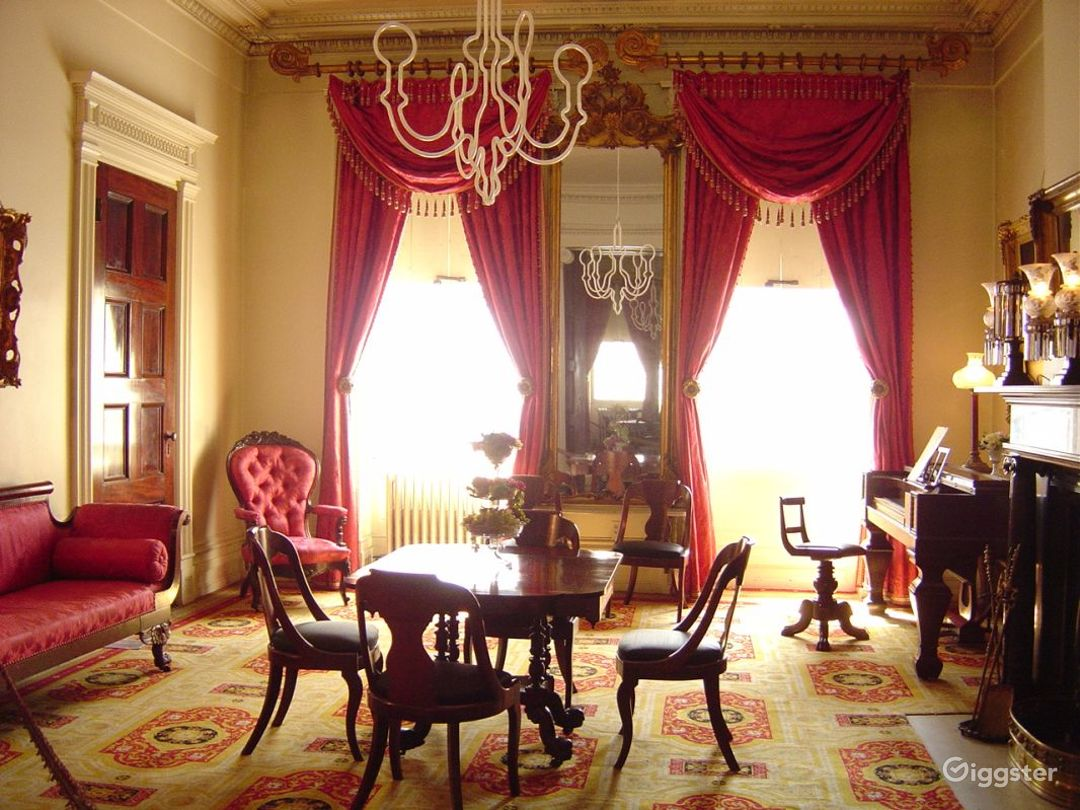 Period NYC townhouse and museum: Location 4047 Photo 1