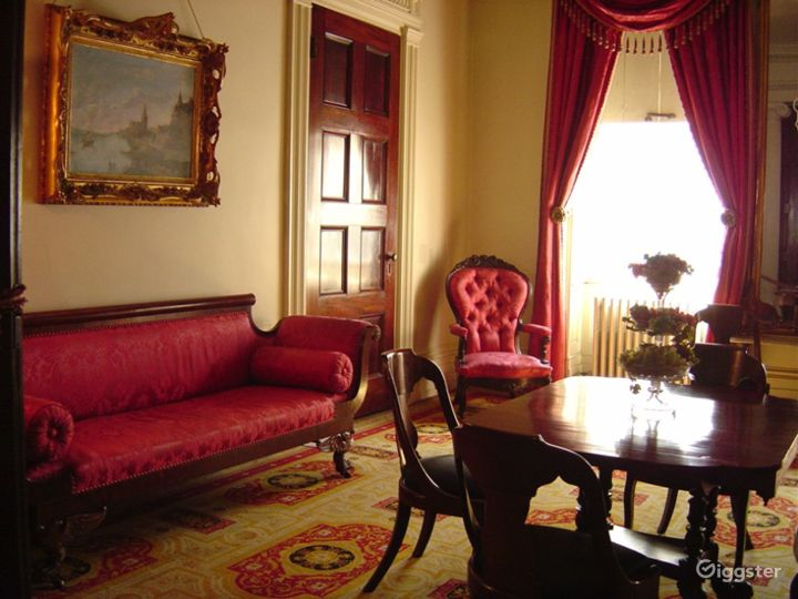 Period NYC townhouse and museum: Location 4047 Photo 3