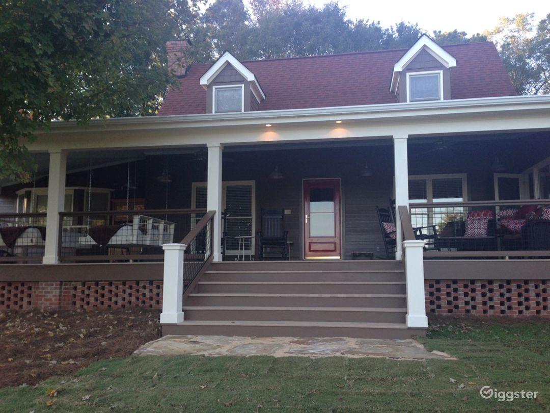 Lakeside house on 10 acres Photo 5
