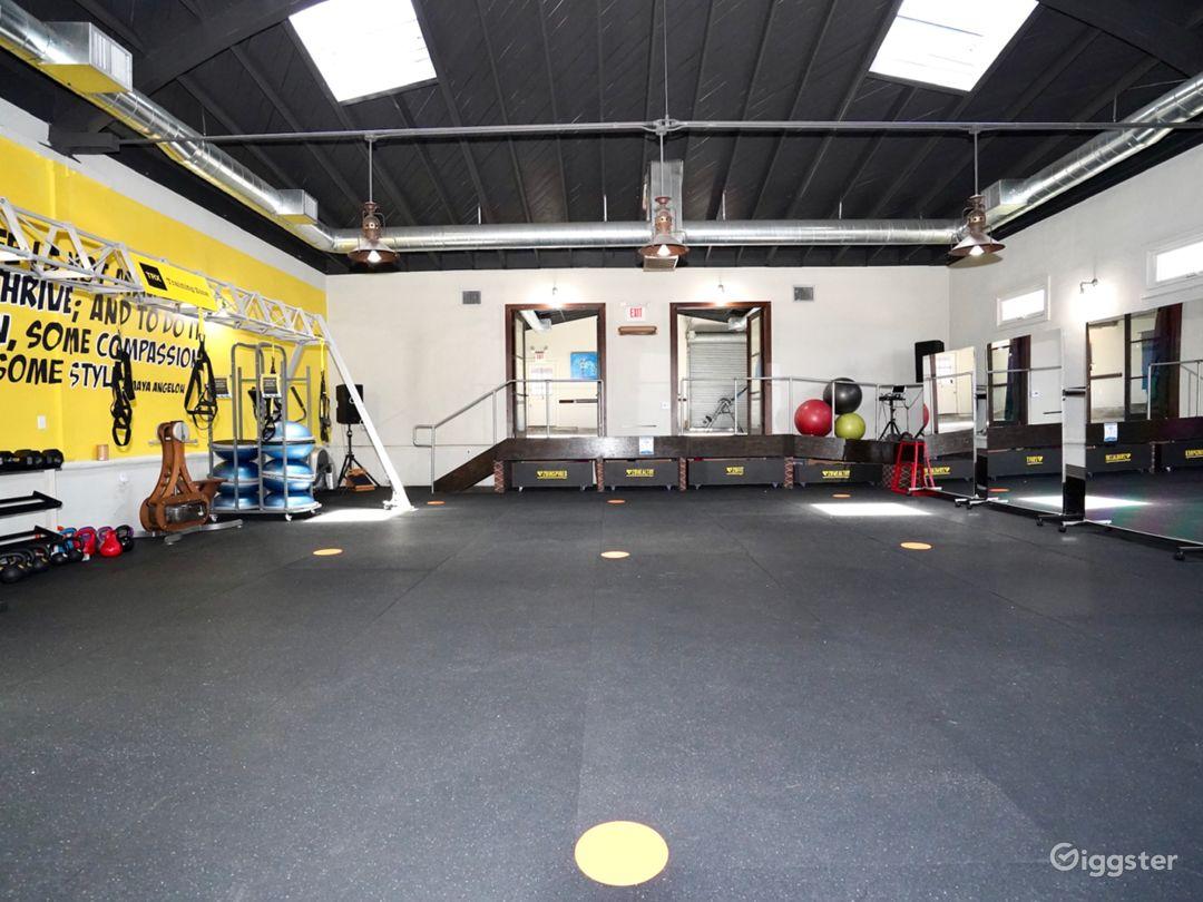 Viewpark Fitness Gym Room Photo 4