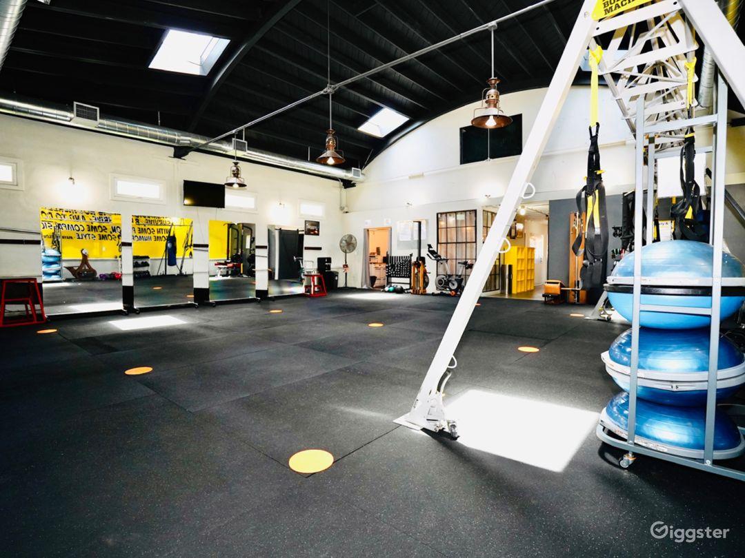 Viewpark Fitness Gym Room Photo 2