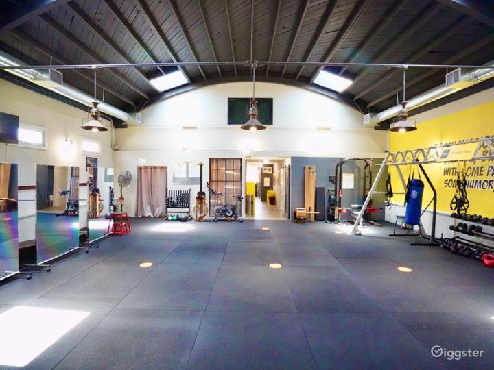 Viewpark Fitness Gym Room Photo 3