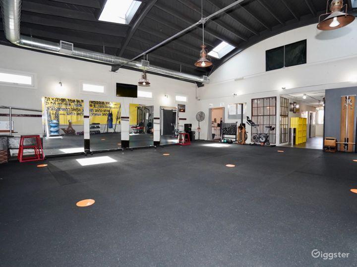 Viewpark Fitness Gym Room Photo 5