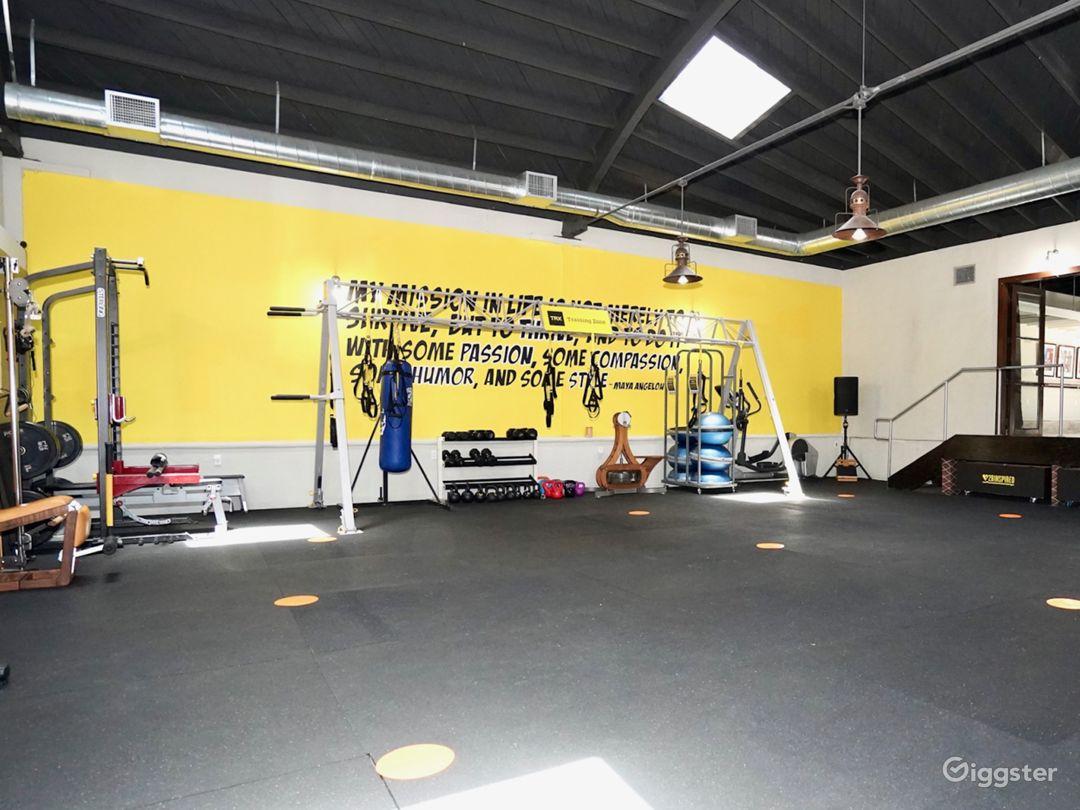 Viewpark Fitness Gym Room Photo 1