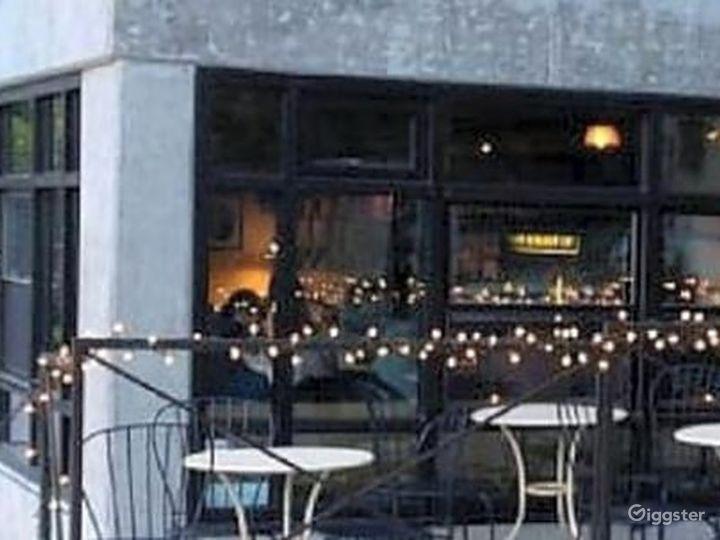 Classic Capitol Hill Rustic Hideaway Bar Photo 5