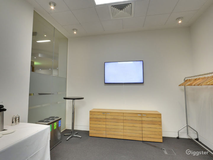 Accessible Meeting Room in London Photo 5