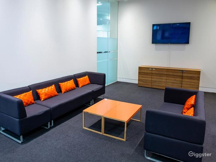 Accessible Meeting Room in London Photo 3