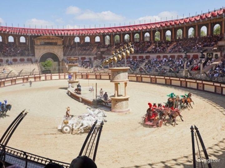 Gallo Roman Stadium Photo 2