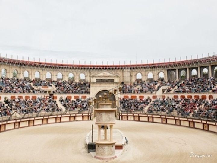 Gallo Roman Stadium Photo 5