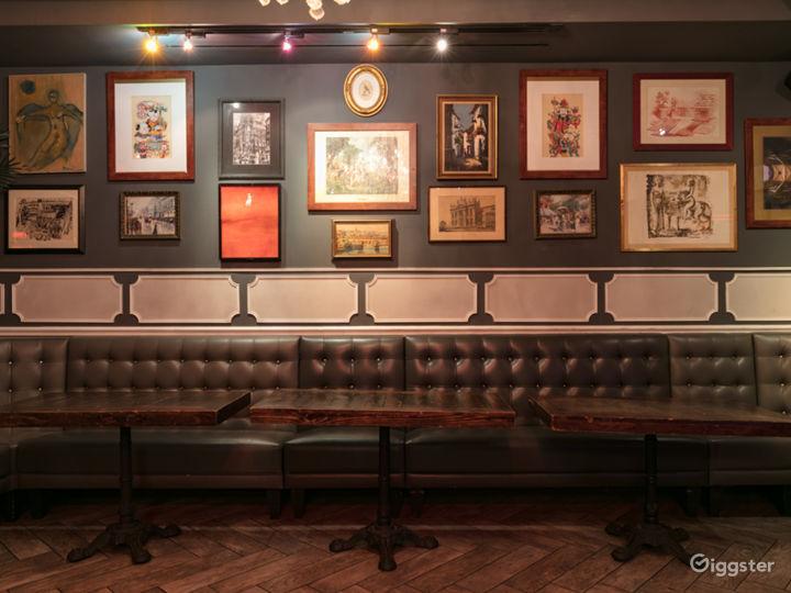 Upscale Lounge & Bar in Manhattan Photo 2