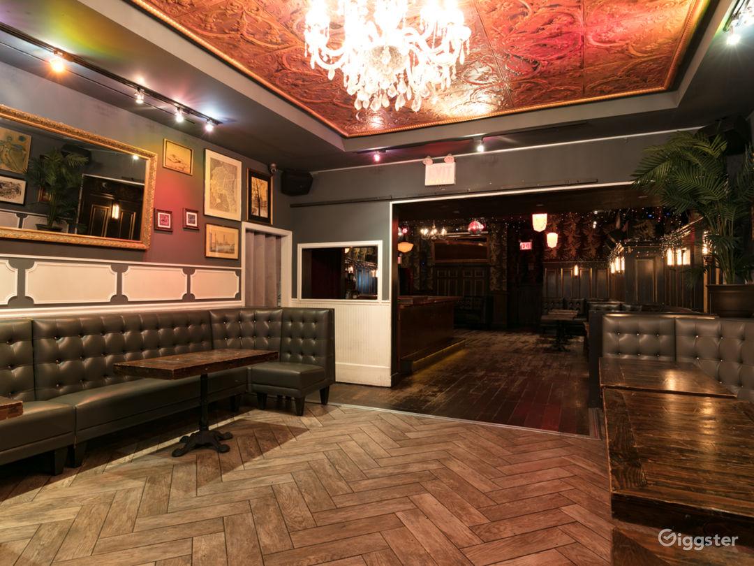 Upscale Lounge & Bar in Manhattan Photo 3