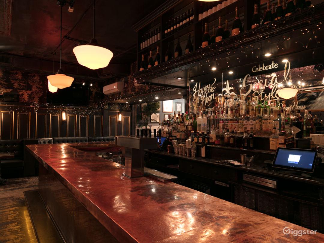 Upscale Lounge & Bar in Manhattan Photo 5