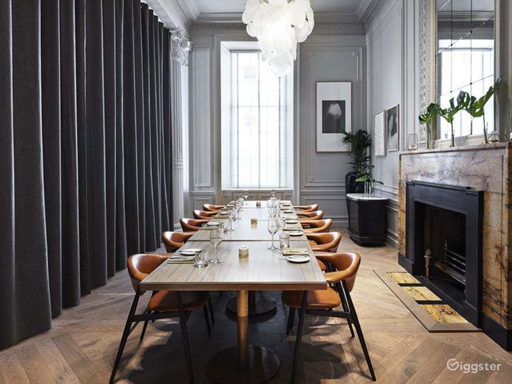 Fancy & Modern Scottish Restaurant in Glasgow Photo 3
