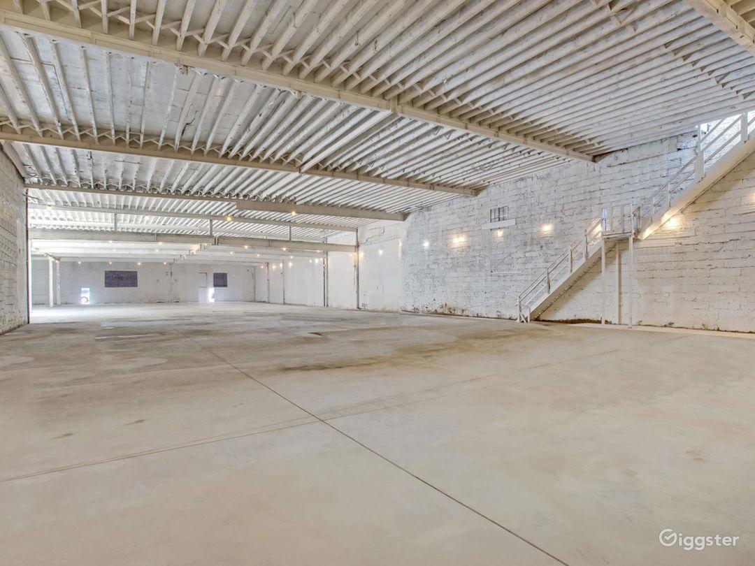 Unique Warehouse Rustic/ Industrial Venue Photo 1