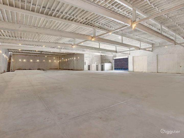 Unique Warehouse Rustic/ Industrial Venue Photo 2