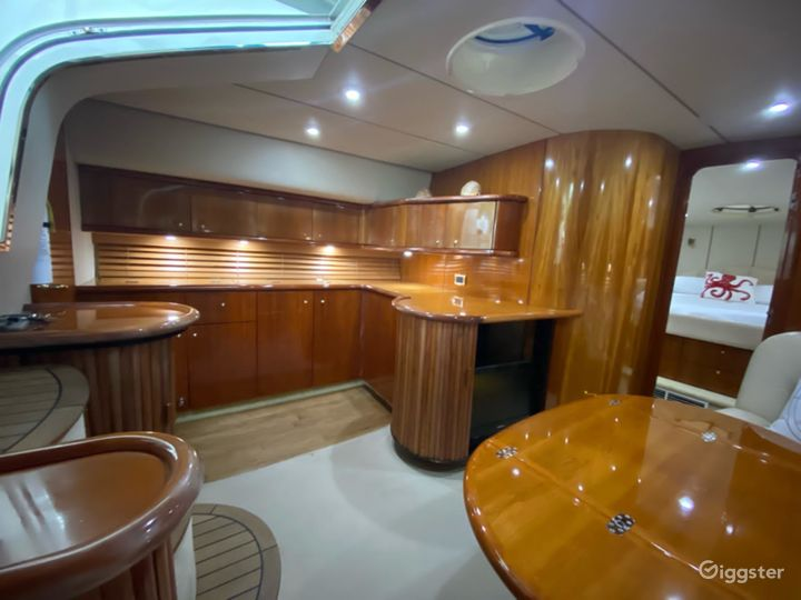 Remarkable 45FT SEA RAY SUNSEEKER Party Yacht Space Events  Photo 3