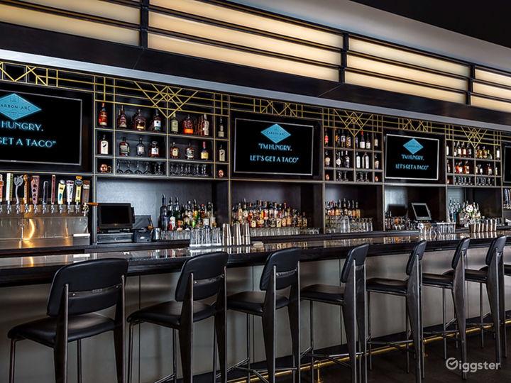 Art Deco Bar in Chicago