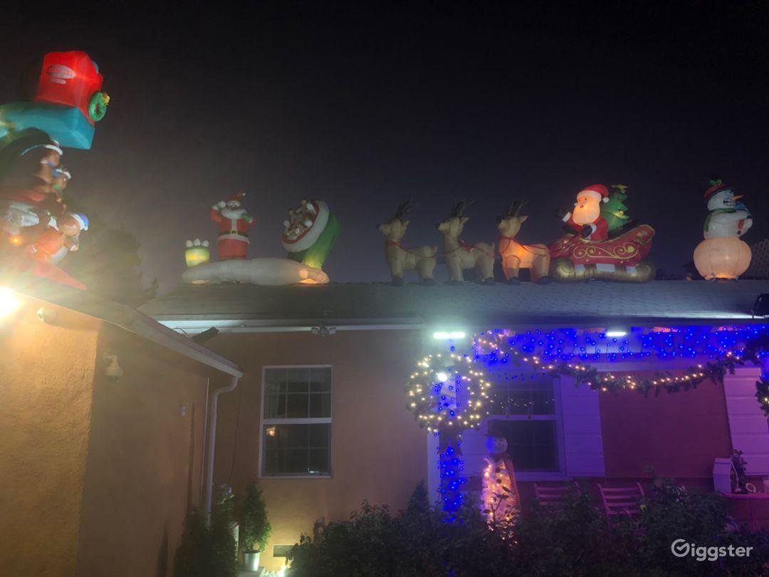 Christmas House, seasonal decor, holiday  Photo 3