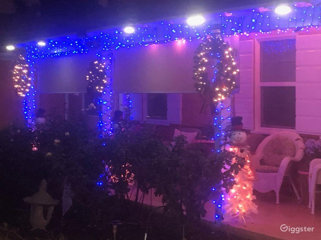 Christmas House, seasonal decor, holiday  Photo 4