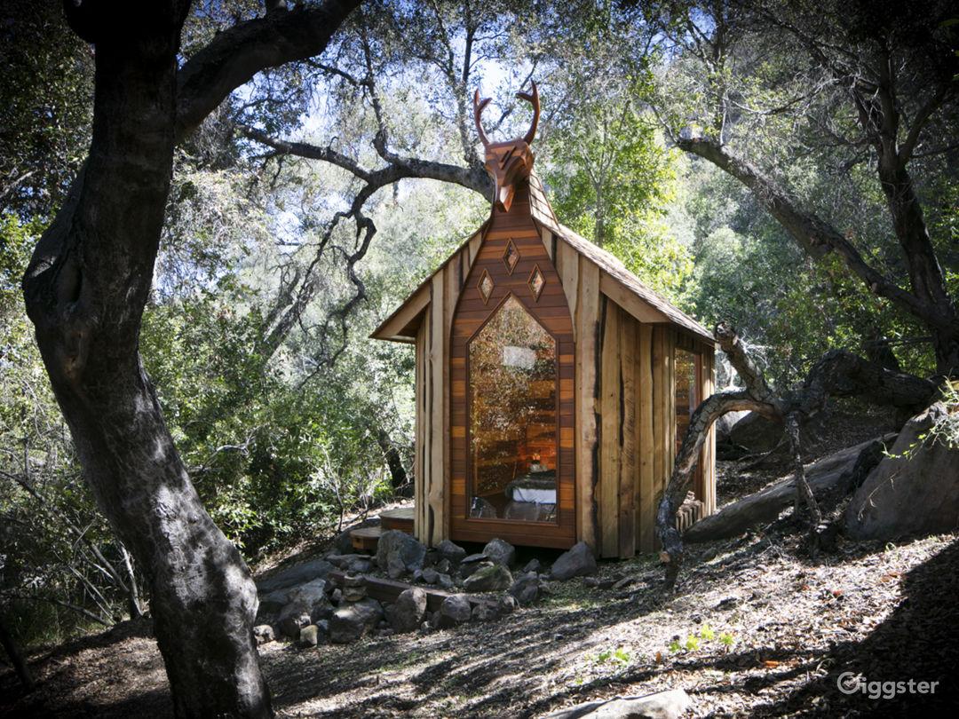 Cabin in Nature  Photo 1